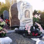 памятник из мрамора фигурный в белгороде